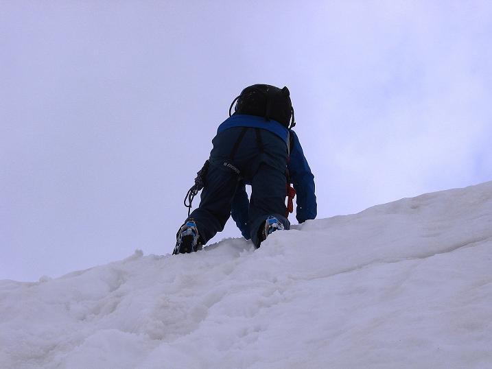 Foto 3 zur Tour: Vom Monte Livrio auf die Hohe Schneide (3434m)