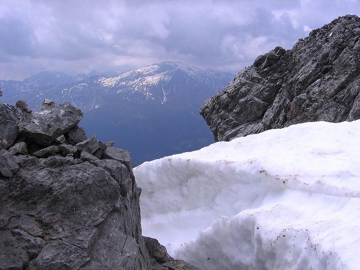 Foto 1 zur Tour: Vom Monte Livrio auf die Hohe Schneide (3434m)