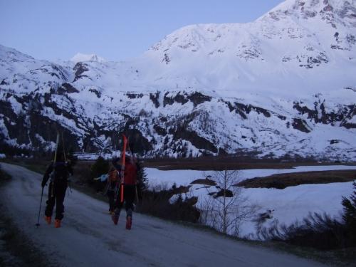 Foto 1 zur Tour: Rauriser Sonnblick (3106m) und Hocharn (3254m) von Kolm Saigurn