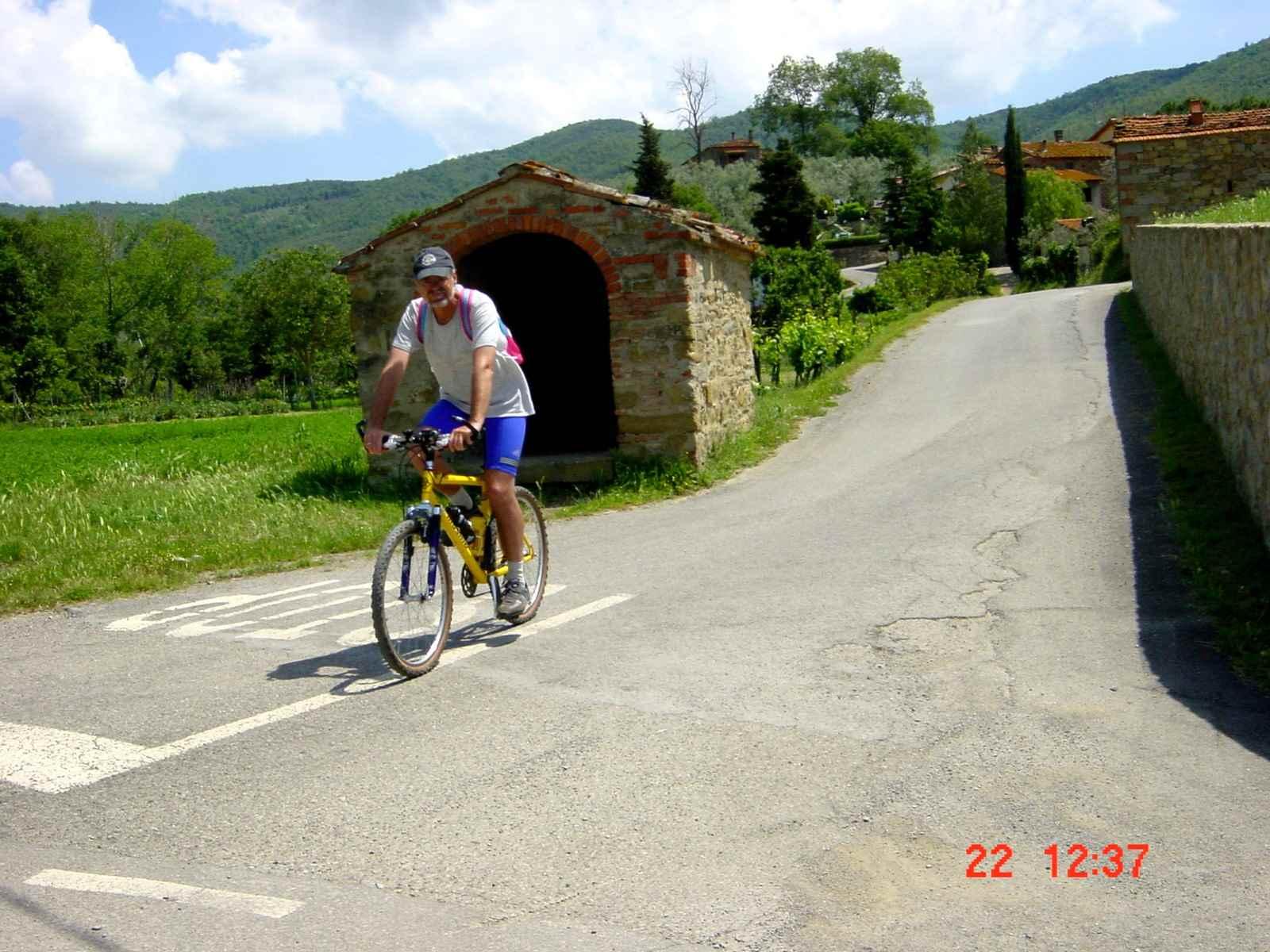 Foto 1 zur Tour: Monte Castel Giudeo, 1037 m