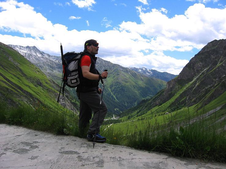 Foto 3 zur Tour: �ber zwei gro�e Keese auf den Romariswandkopf (3511 m)