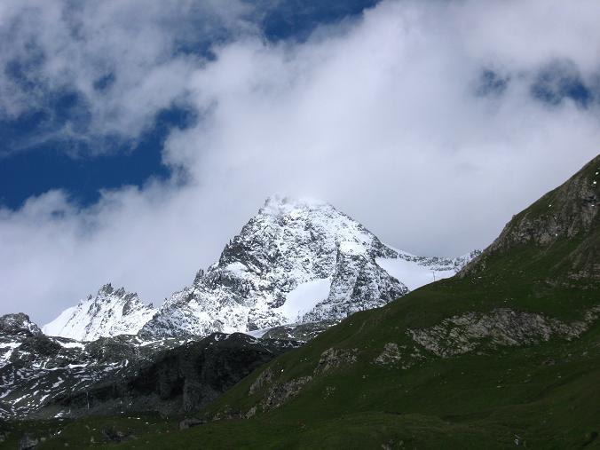 Foto 1 zur Tour: �ber zwei gro�e Keese auf den Romariswandkopf (3511 m)